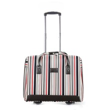 Fashion bag 18 inch trolley luggage bag