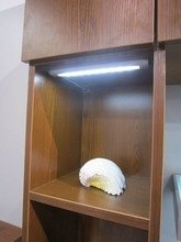 Wardrobe and Closet Using New Energy-saving Lighting LED Furniture Light