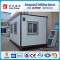 confortevole struttura in acciaio casa del contenitore