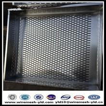bending perforated steel plate/perforated metal ceiling
