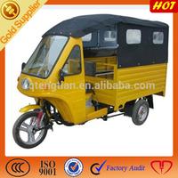 China passenger 3 wheel trike motorcycle for sale