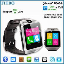 New MTK6260 Vibrating GSM watch phone china goods