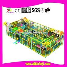 Indoor Children Playground Soft Play Indoor Mini Playground Equipment