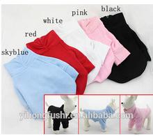 Pet Dog Clothes Puppy Cat Hoodie Warm Coat Tee Sweatshirt Costume