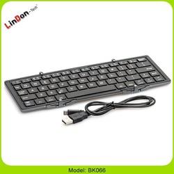Mini Wireless Bluetooth Keyboard, Mini Wireless Keyboard For iPad, Folding Bluetooth Keyboard For Samsung Galaxy MEGA 6.3/5.8
