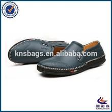 Wholesale new stylish soft leather mens shoes