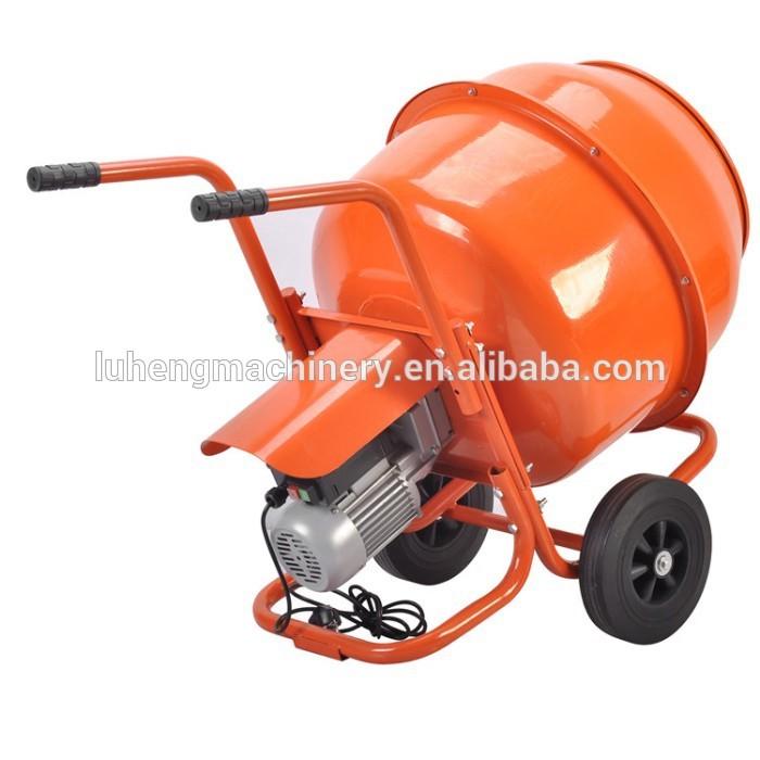 Mini Cement Mixer Mini Concrete Mixer 140l