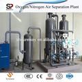 مصنع غاز النيتروجين المبردة بغاز النيتروجين آلات مصنع تعبئة أسطوانات