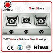 sales hot 3 burner restaurant equipment gas stove