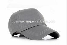 Customized professional baseball cap man sport