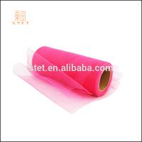 "6"" x25yd Soft Tulle Rolls Tutu Gift Wrap Craft Wedding Party Decoration"