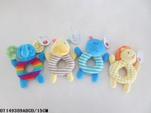 hot sale soft plush animal toy chain (all types of animals)