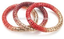 High Quality Metal Mesh Chains Snake bracelet
