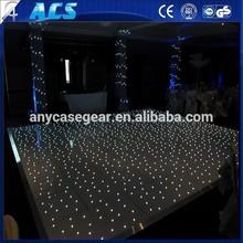 ACS 2015 promotional black vibration activated led light