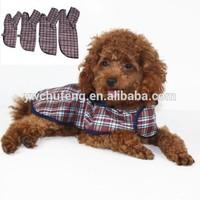 Dog Rain Coat Pet Jacket Puppy Clothes Waterproof Coat