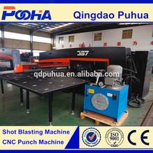 Good quality CNC punch feeding line for sale hydraulic press punch machine