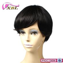 2015 XBL New Arrival Natural Human Hair Color 30 Dollars Short Hair Wig
