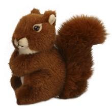 custom toy plush squirrel, stuffed toy plush squirrel