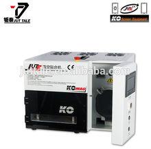 KO-05 Vacuum OCA lamination machine bulit-in compressor+pump+defoaming machine broken lcd cellphone lcd repair equipment
