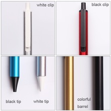 high quality and brand name logo imprinted new wholesale metal pen deluxe ball point pen
