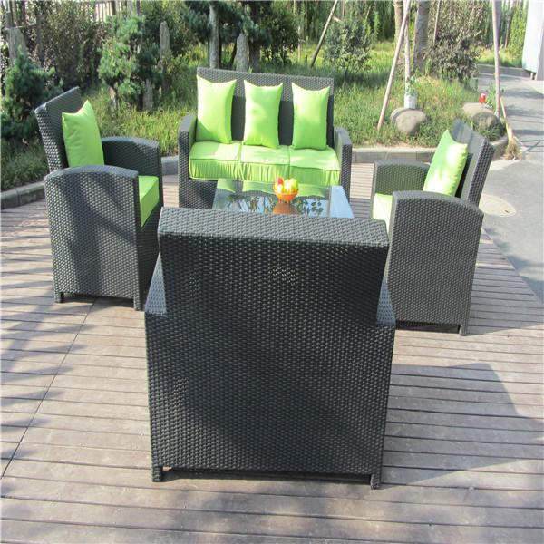 2015 nieuwe ontwerp groene tuin rotan sofa kussen tuin banken product id 60161922329 dutch - Ontwerp banken ...