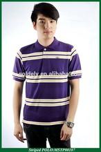 New Fashion 5 buttons CVC Polo Shirt, Fitting, NO MOQ, 10 Colors!!