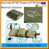 New products and hot sale foldable travel bag, waterproof pouch, mens travel cosmetic bag