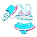 2015 mignon bébé enfants populaire bikini maillots de bain livraison gratuite