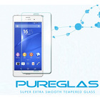 Pureglas screen protector for Sony Z3 screen protector with what an awesome package!