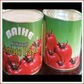 Nomes de pasta de tomate fábrica / bulk comida chinesa