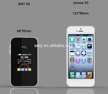 2015 hot new product smy mini 60w box mod,sell best smy mini box mod