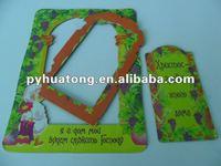 promotional magnetic photo frame,fridge magnet photo frame