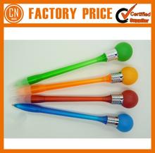 Hot Sale Bulb Lamp Pen Plastic Ballpoint Pen
