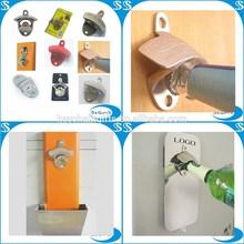High Quality 3d Metal Wall Bottle Opener Manufacturer