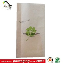 Disposable Food Bag Packaging Design In Paper Bags