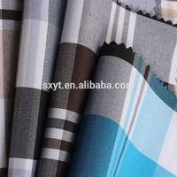 woven twill chambray yarn dyed cotton fabric