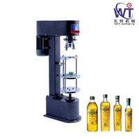 Factory Price Semi Automatic Twist Off Cap Closing Machine