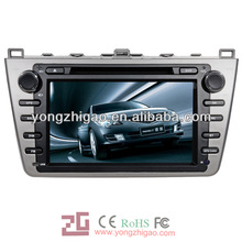 <YZG>Car Multimedia Navigator for Mazda 6