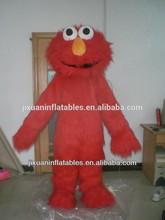 Elmer Fudd mascot costume