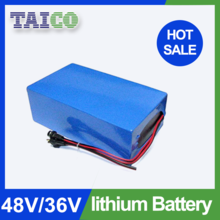 Lithium 48v 60ah LiFePO4 Battery for Motorcycle With BMS