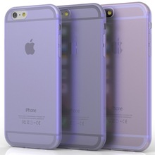 """NEW mobile phone accessory protective Plastic TPU case for iphone 6 4.7"""" 5.5"""""""