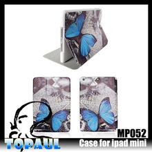 clip case leather tablet 3d Sublimation case for ipad mini 2