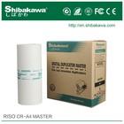 Risograh Ra/rc A4/b4 Digital Print Master Roll Paper