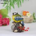 en miniatura de la escultura de aves para el uso de regalo