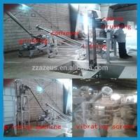industrial banana powder processing line/plantain powder making machine