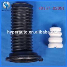 rubber PTFE Boot Kit & Bumper for shock absorber