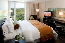 elegant sheraton hotel room furniture wooden bedroom funiture hotel furniture RM6023