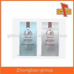 Plastic silver zip lock waterproof aluminium foil cooler bag