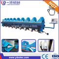 Direto da fábrica de controle Digital chapa de aço máquinas de dobrar