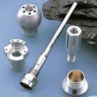 CNC machining parts, CNC turning parts, machined precision parts